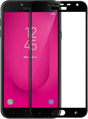 Knotyy Tempered Glass Guard for Samsung Galaxy J4(Pack of 1)