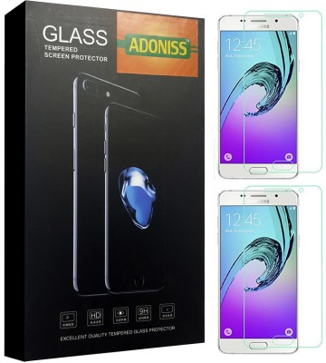 H.K.Impex Tempered Glass Guard for Samsung Galaxy J5 2016.(J5-6),samsung galaxy j5 2016 tempered glass in mobile screen guard (full body cover glass)(Pack of 1)