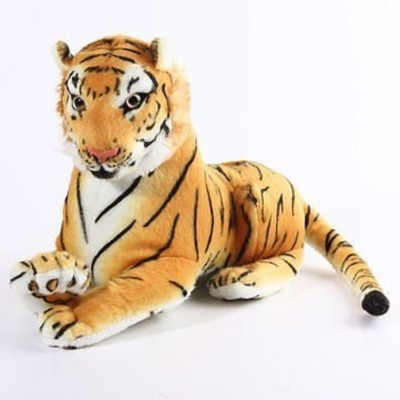 CREATIVEVILLA CUTE TIGER STUFFED PLUSH SOFT TOY   32 cm Multicolor CREATIVEVILLA Soft Toys