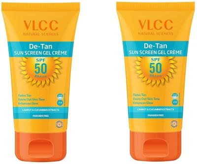 VLCC Suncscreen Gel - SPF 50 PA+++