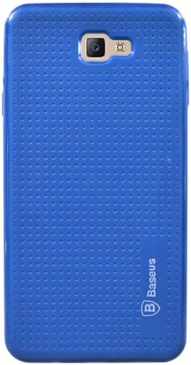 COVERNEW Back Cover for Samsung Galaxy J7 Prime Blue