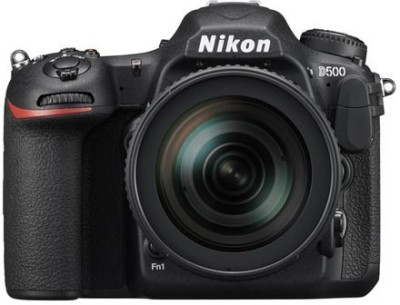 Nikon D 500 DSLR Camera AF-S DX 16 - 80 f/2.8 - 4E ED VR(Black)