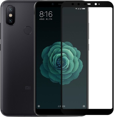 Krkis Edge To Edge Tempered Glass for Mi A2