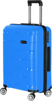 Nasher Miles Santorini_Sapphire_28 Check in Luggage   28 inch Multicolor, Blue