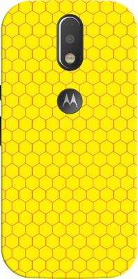 Maple Ideas Back Cover for Motorola Moto G (4th Generation)(Multicolor, Hard Case)