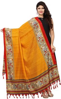 Saara Art Silk Printed Women Dupatta