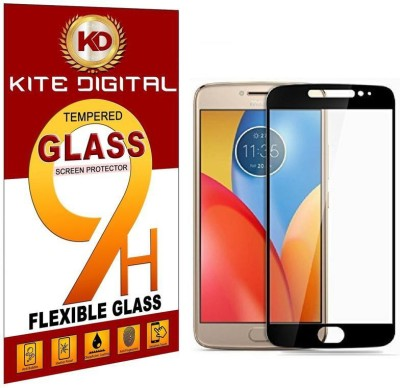 KITE DIGITAL Tempered Glass Guard for Motorola Moto E4 Plus(Pack of 1)