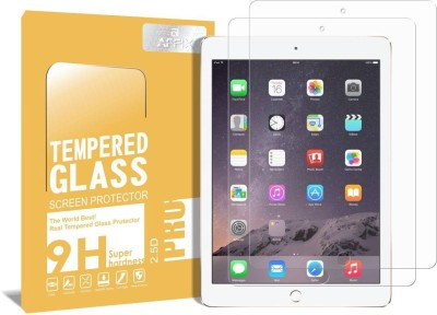 Affix Tempered Glass Guard for Apple iPad Air 2 9.7 inch(Pack of 2)
