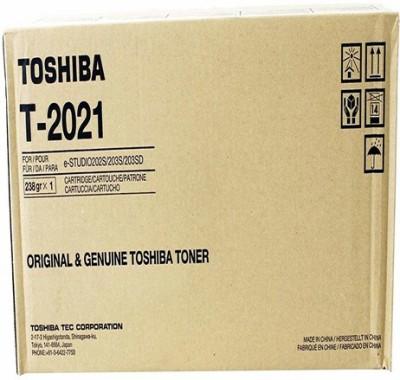 Toshiba T 2021 Toner Cartridge - Toshiba Premium Compatible (1 X Black) Black Ink Toner