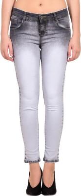 Fourgee Skinny Women Black Jeans