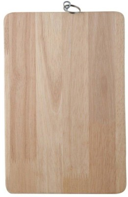Tranduious Vegetable and Fruit cutting tool Wood Cutting Board(Pack of 1) at flipkart
