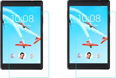 ACM Tempered Glass Guard for Lenovo Tab 4 Plus 8 inch(Pack of 2)