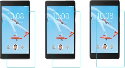 ACM Tempered Glass Guard for Lenovo Tab 3 730x(Pack of 1)