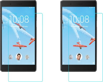ACM Tempered Glass Guard for Lenovo Tab 3 730x(Pack of 2)