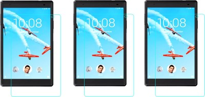 MOBIVIILE Tempered Glass Guard for Lenovo Tab 4 Plus 8 inch(Pack of 1)