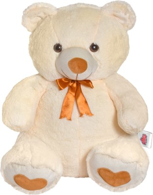 Ultra Soft Hugging Angel Teddy Soft Toy   18 inch Butter Ultra Soft Toys
