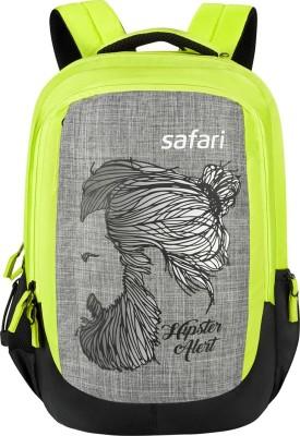 Safari 18 CB LIME BACKPACK 44.0 L Small Backpack(Multicolor)