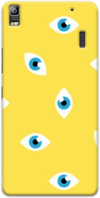 Picwik Back Cover for Lenovo Vibe K3 Note Yellow, Waterproof