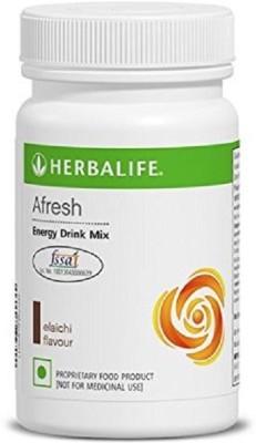 Herbalife Afresh Mix Energy Drink(Elaichi Flavored)