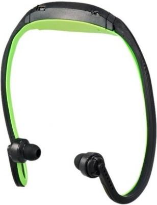 PARMOB.COM BT Headset BS19C with Mic, Green (In the Ear) Bluetooth Headset with Mic(Red, In the Ear) Flipkart