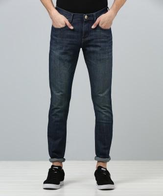 Wrangler 20X Skinny Men Blue Jeans at flipkart