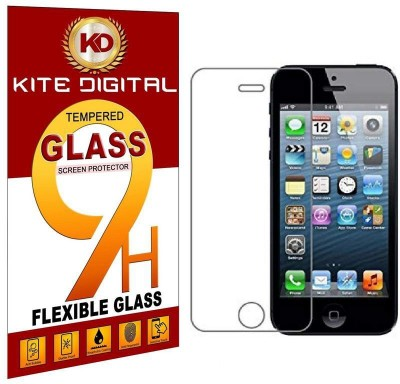 Jaifaon Tempered Glass Guard for Apple iPhone 4s, Apple iPhone 4(Pack of 2)