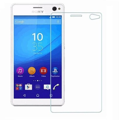 Aone Quality Tempered Glass Guard for Sony Xperia C4 Dual,Sony Xperia C4(Pack of 1)