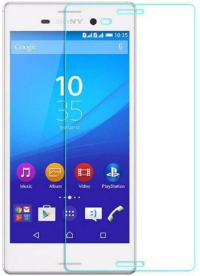 Aone Quality Tempered Glass Guard for Sony Xperia M4,Sony Xperia M4 Aqua Dual(Pack of 1)