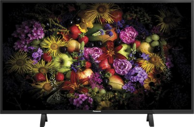 Panasonic FX600 Series 108 cm (43 inch) Ultra HD (4K) LED Smart TV(TH-43FX600D)