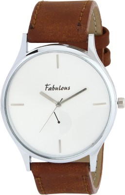 FABULOUS CASUAL SHADOW BROWN Watch  - For Men & Women