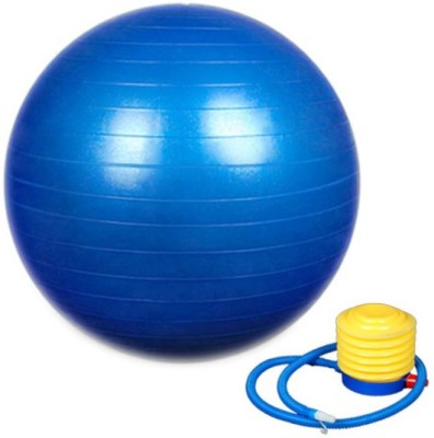 Solutions24x7 Anti Burst Gym Ball With Pump Solutions24x7 Gym Balls