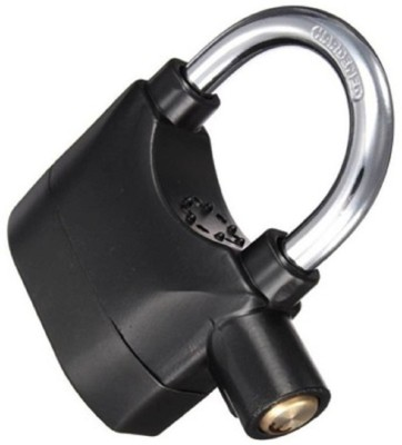 Smart Suraksha Zinc Alloy Safety Lock(Black)