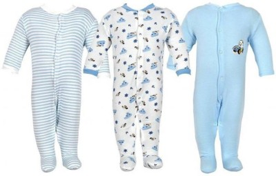 ONLINE CHOICE Baby Boy's Blue Bodysuit