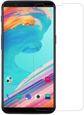 Dainty Tempered Glass Guard for OnePlus 5(Pack of 1)