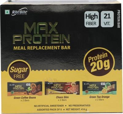 RiteBite Max Protein(414 g, Box)