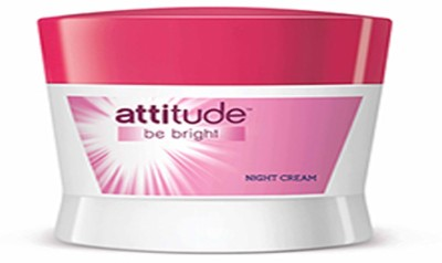 Amway Attitude Be Bright Night Cream (50GM)