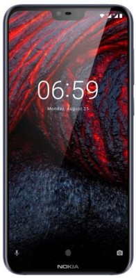 Nokia 6.1 Plus is one of the best phones under 15000