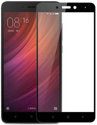 MD ORIGINAL Screen Guard for 9H Hardness, 2.5D Curved Edge, Ultra Clear Anti-Fingerprints Tempered Glass for Xiaomi Mi Note4 (Black)