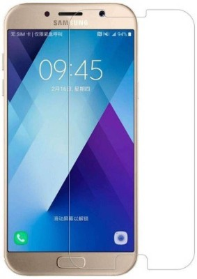 REZAWZ Tempered Glass Guard for Samsung Galaxy s Duos 7562(Pack of 1)