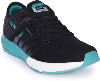 39ffddc9c82ca9 Campus Tr long Black Sport Shoes Best Price in India as on 2019 ...