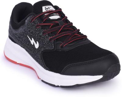 Campus RUNWAY Running Shoes For Men(Black)