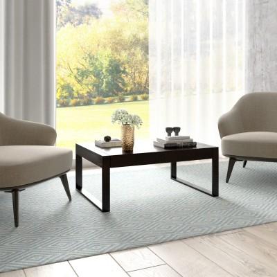 Flipkart Perfect Homes PureWood Sheesham Coffee Table(Finish Color - Dual Tone)