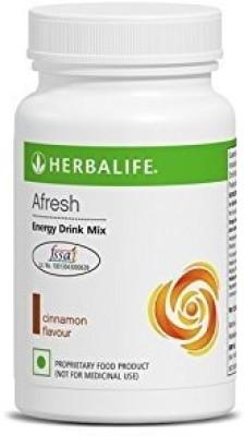 Herbalife Afresh Mix Energy Drink(Cinnamon Flavored)