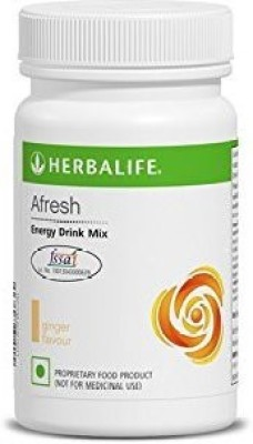 Herbalife Afresh Energy Drink Mix (Ginger, 50GM)
