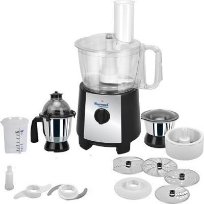 Sumeet Traditional Food Processor FP-999 750 W Juicer Mixer Grinder(Black, 1 Jar)  available at flipkart for Rs.7900