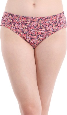 Clovia Women Hipster Orange Panty(Pack of 1)