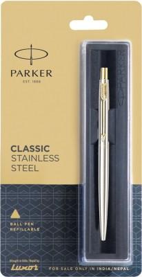 Parker Classic Stainless Steel GT Ball Pen