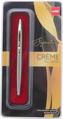Cello Signature Crme Ivory Roller Pen Roller Ball Pen