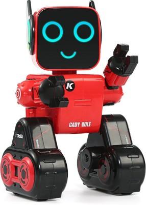 SI 2.4G Intelligent Remote Control Robot Advisor(Red)