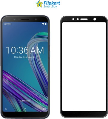 Flipkart SmartBuy Edge To Edge Tempered Glass for Asus Zenfone Max Pro M1